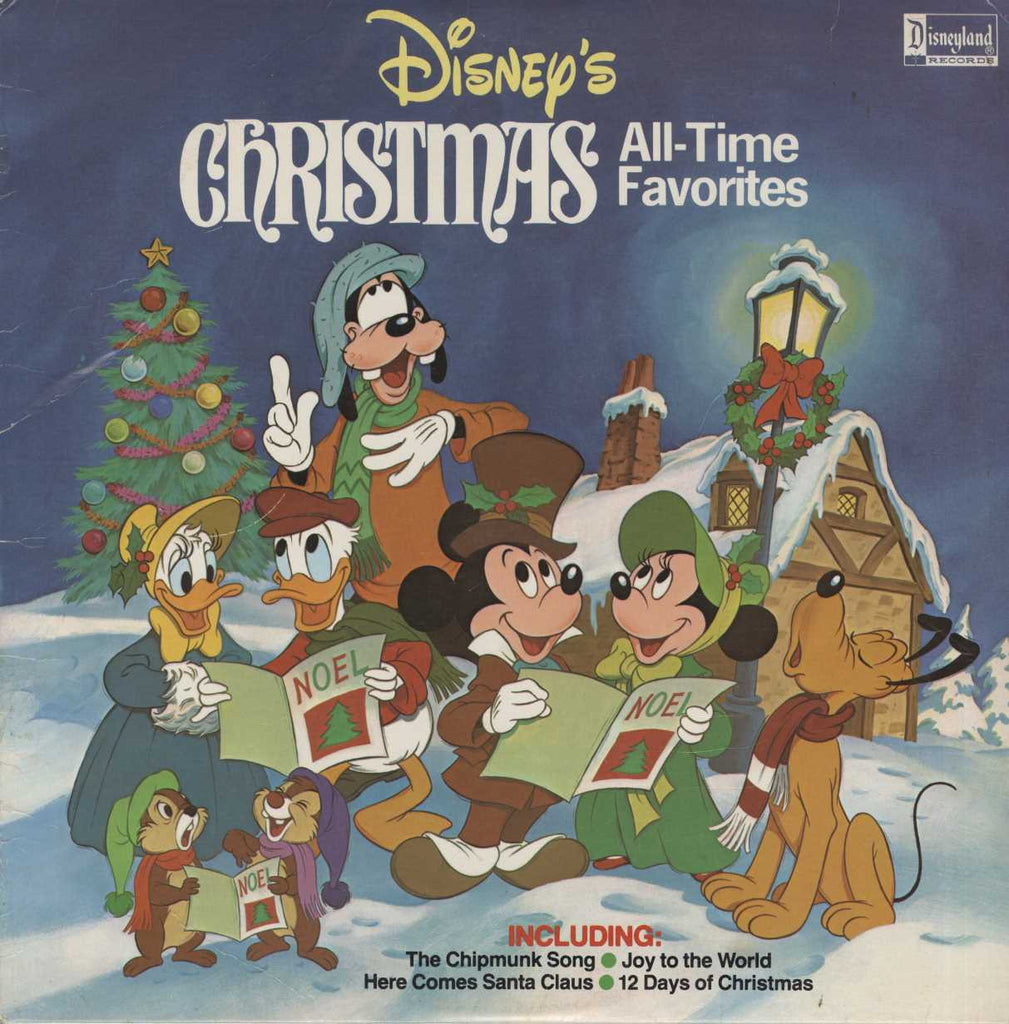 Various - Disney's Christmas All-Time Favorites