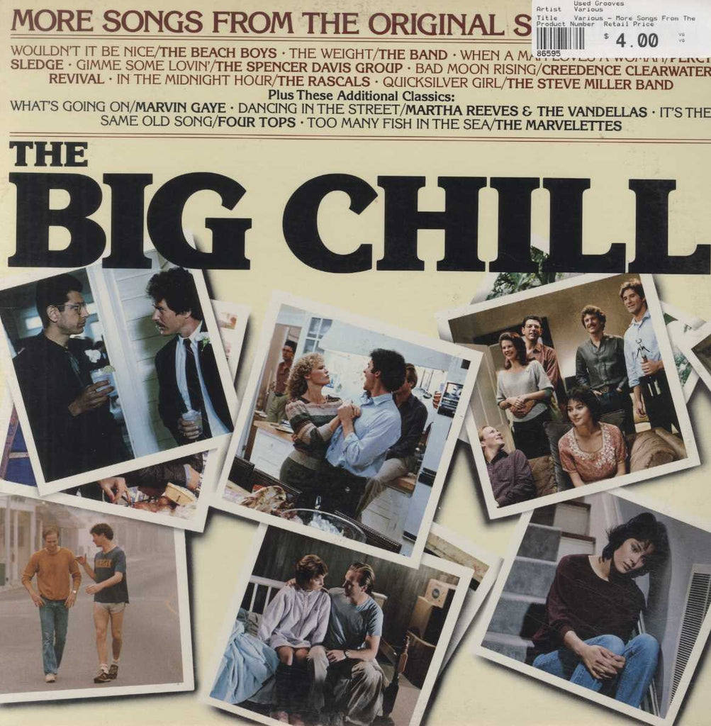 Various - More Songs From The Original Soundtrack Of The Big Chill
