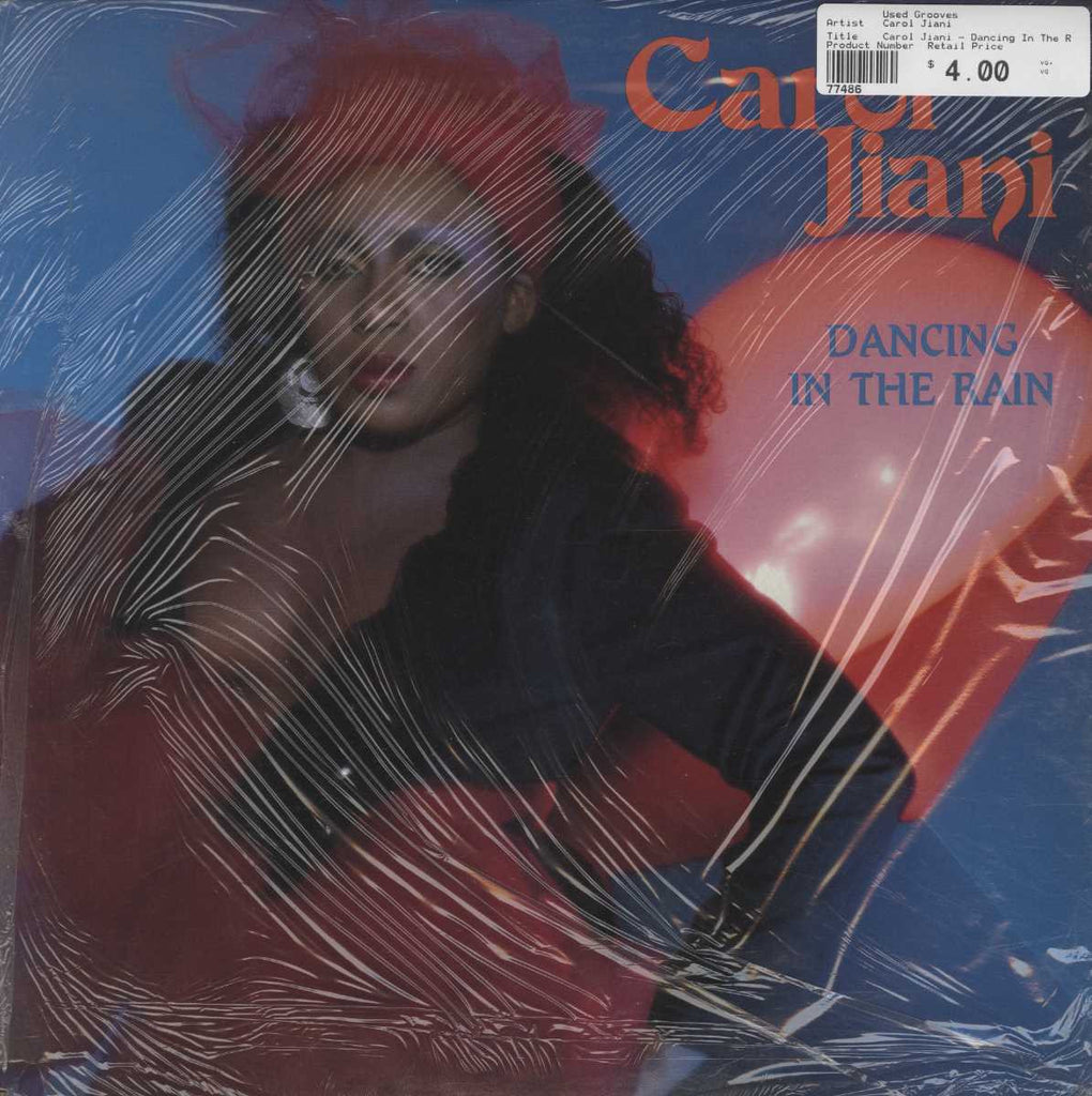 Carol Jiani - Dancing In The Rain