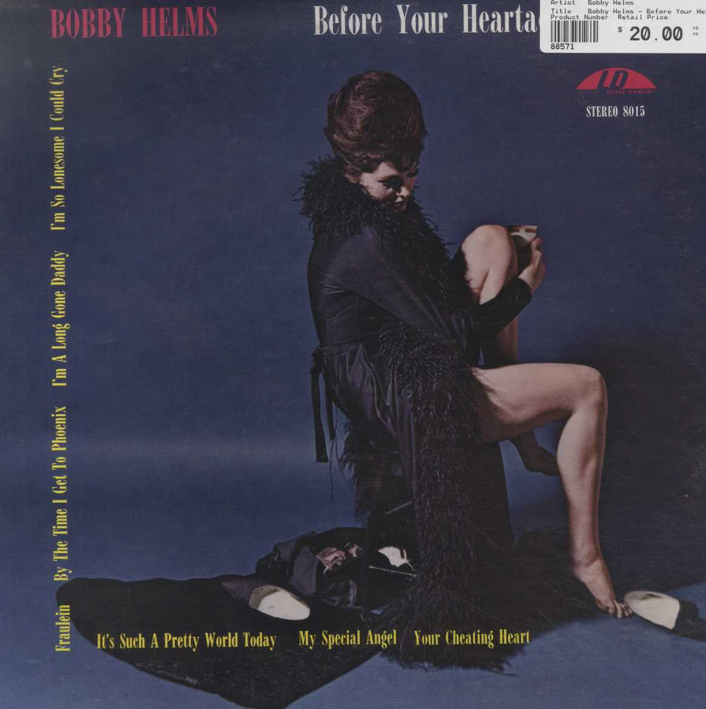 Bobby Helms - Before Your Heartaches Came