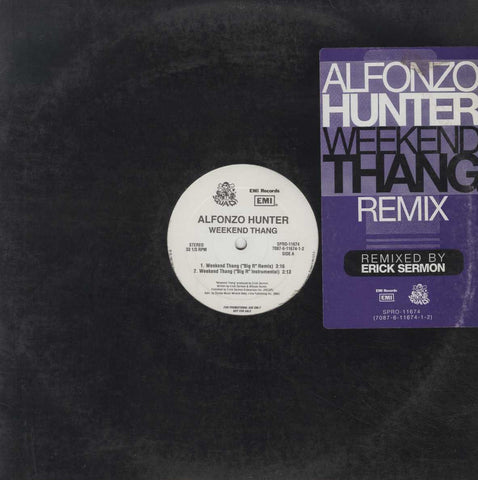 Alfonzo Hunter - Weekend Thang (Remix)