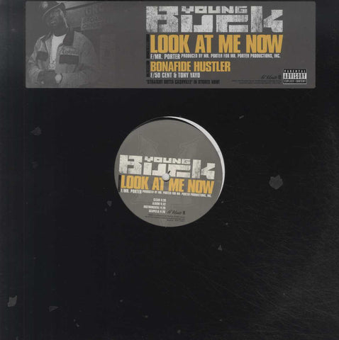 Young Buck - Look At Me Now / Bonafide Hustler