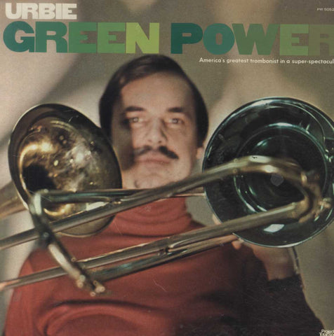 Urbie Green - Green Power