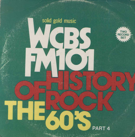 Various - WCBS FM101 History Of Rock - The 60's Part 4