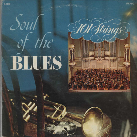 101 Strings - The Soul Of Blues