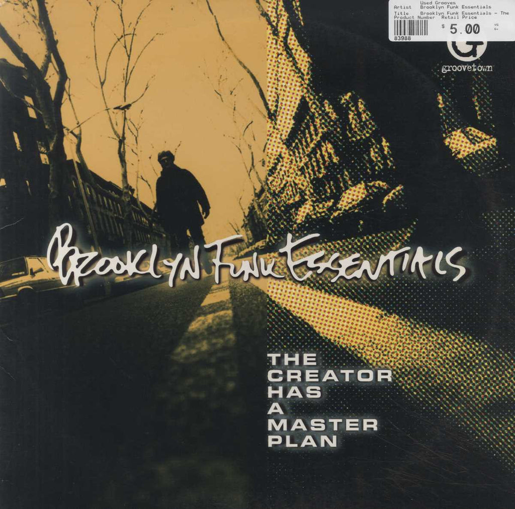 Brooklyn Funk Essentials - The Creator Has A Master Plan