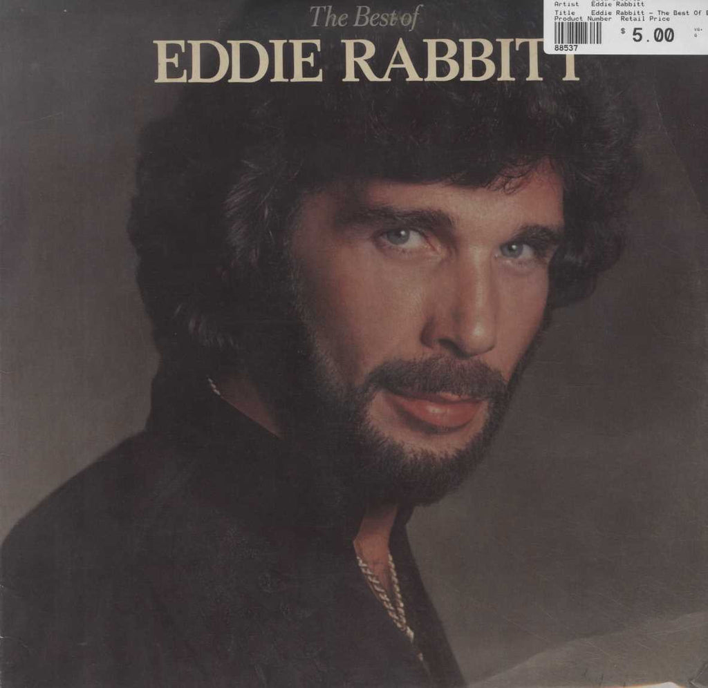 Eddie Rabbitt - The Best Of Eddie Rabbitt