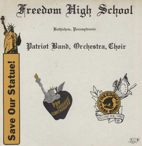 Freedom Highschool Patriot Band, Orchestra, Choir - Untitled