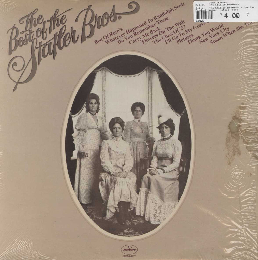 The Statler Brothers - The Best Of The Statler Brothers