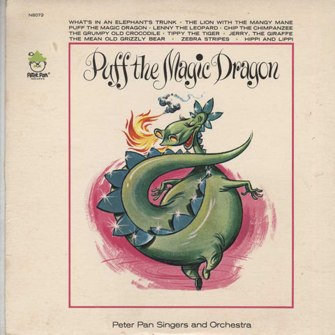 Peter Pan Singers - Puff The Magic Dragon