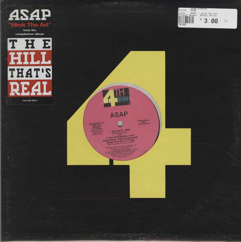 ASAP  - Wrek The Art