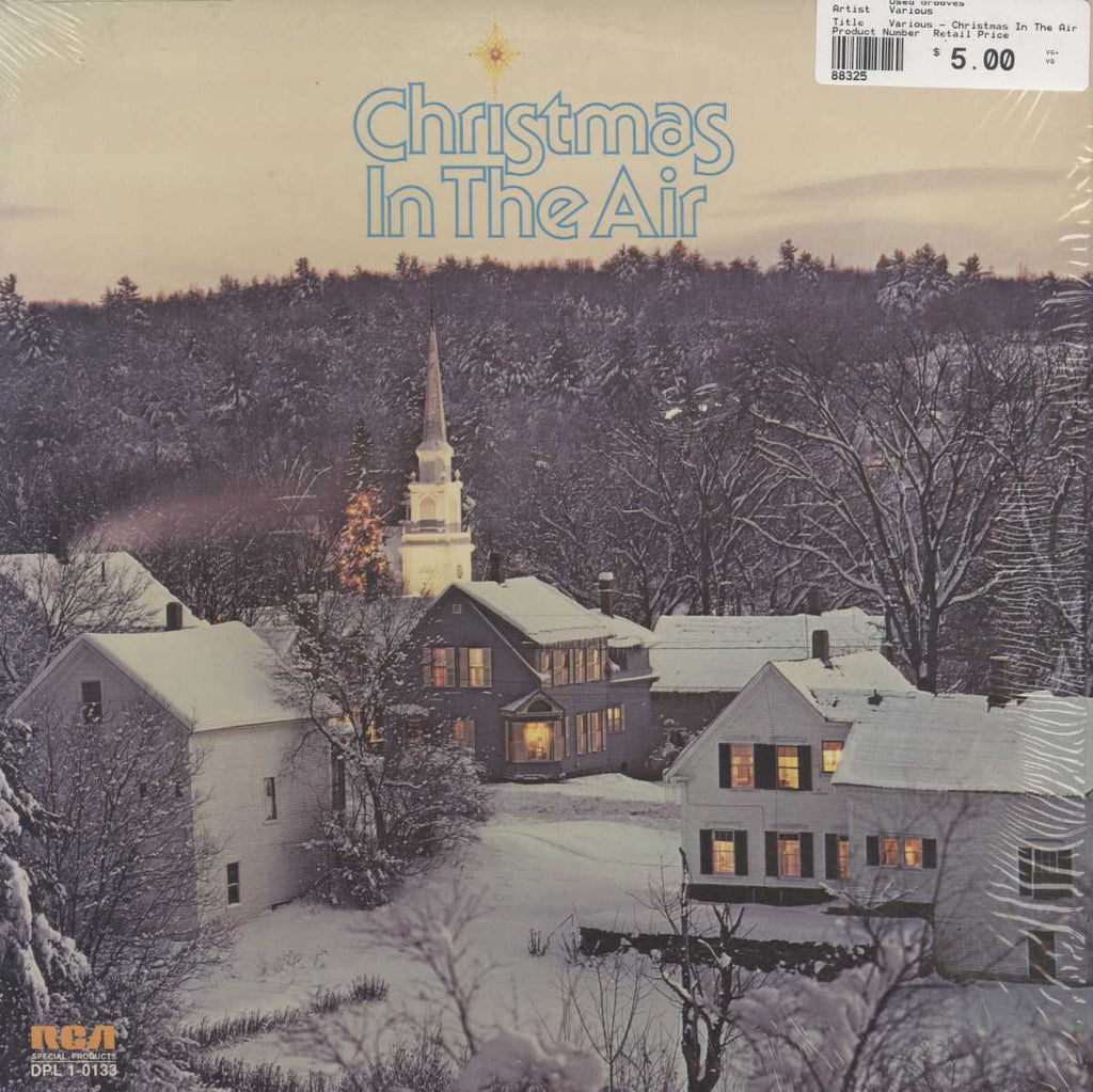 Various - Christmas In The Air