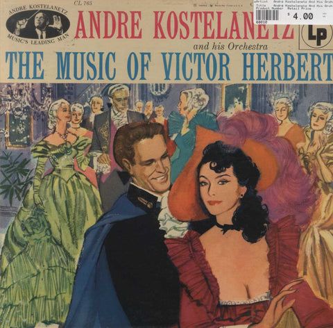 André Kostelanetz And His Orchestra - Music Of Victor Herbert