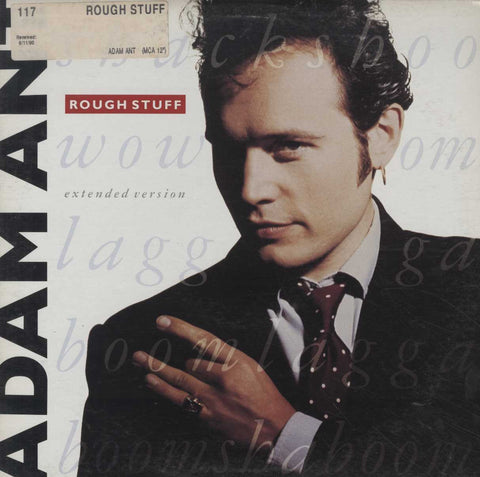 Adam Ant - Rough Stuff