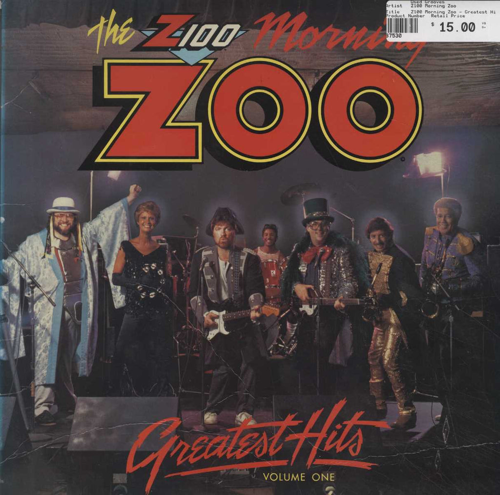 Z100 Morning Zoo - Greatest Hits (Volume 1)