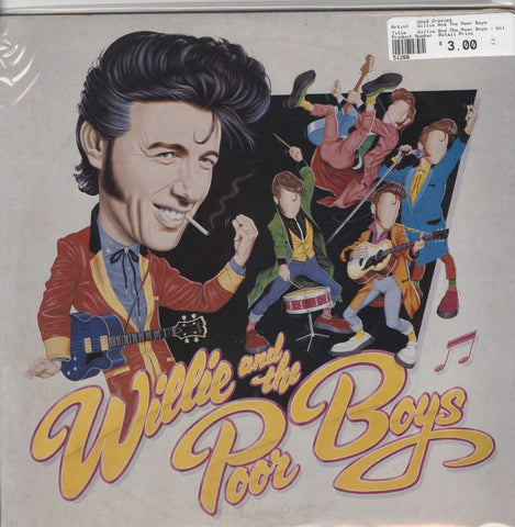 Willie And The Poor Boys - Willie And The Poor Boys
