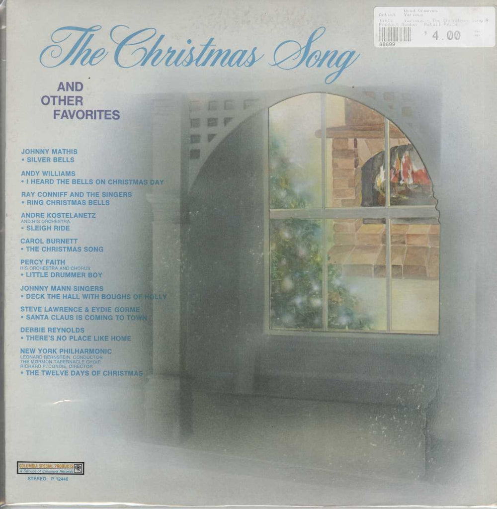 Various - The Christmas Song And Other Favorites