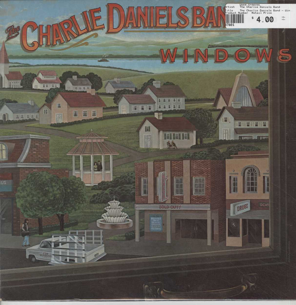 The Charlie Daniels Band - Windows