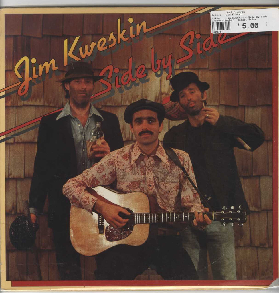 Jim Kweskin - Side By Side