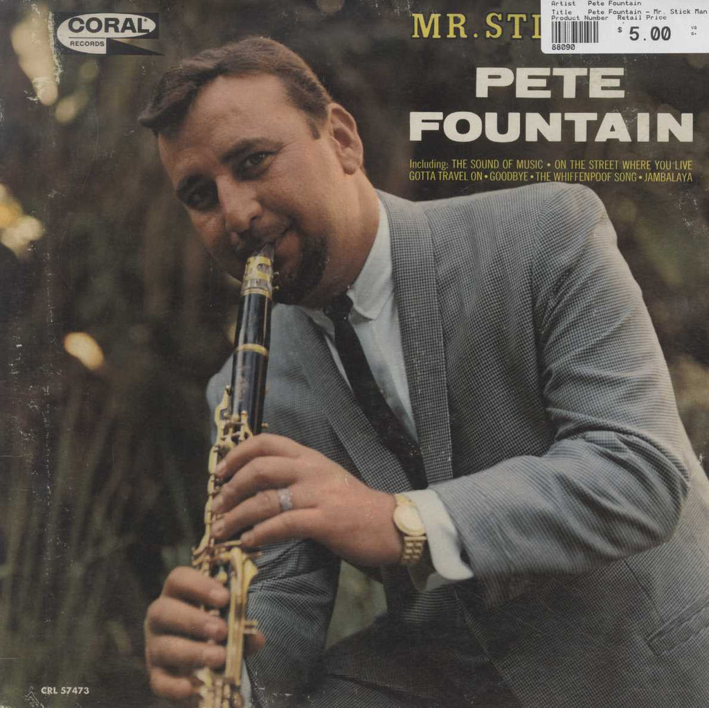 Pete Fountain - Mr. Stick Man