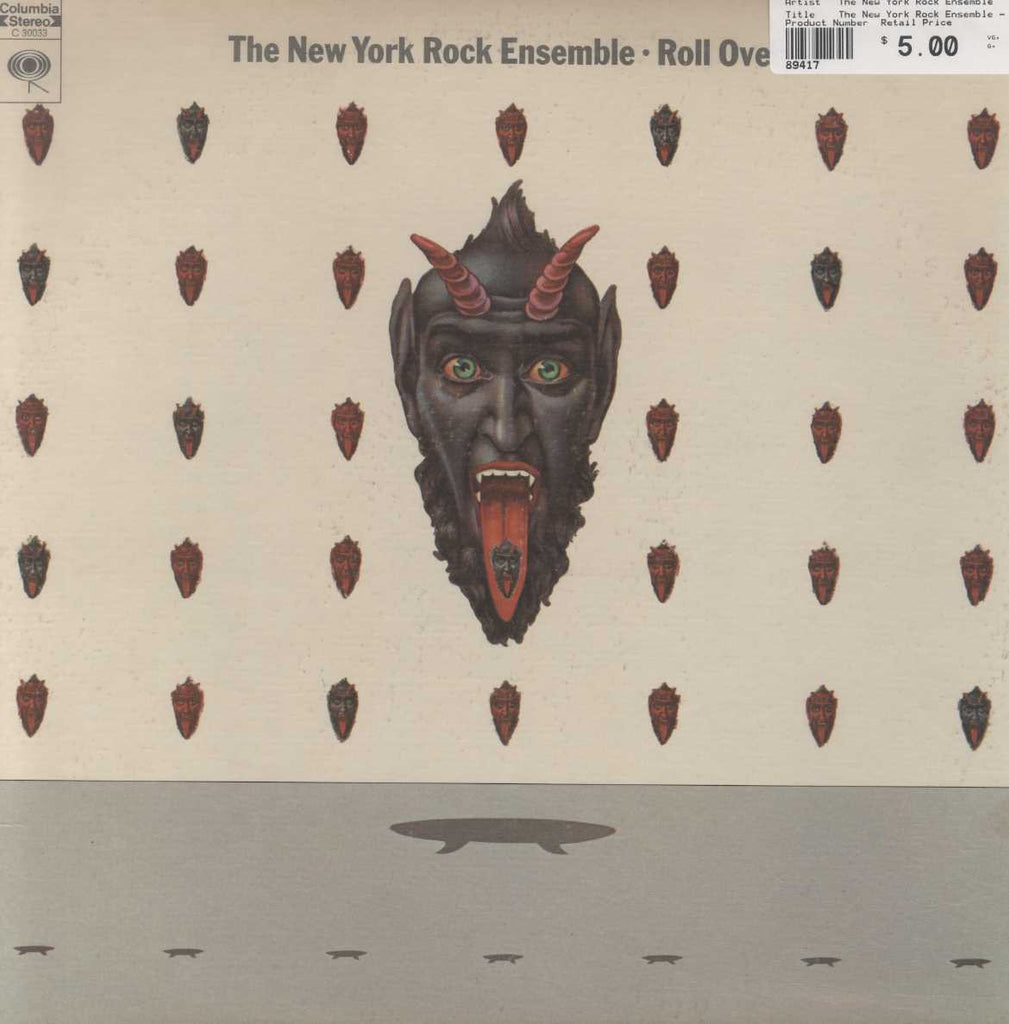 The New York Rock Ensemble - Roll Over