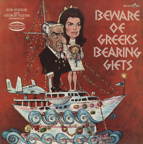 Bob Booker - Beware Of Greeks Bearing Gifts
