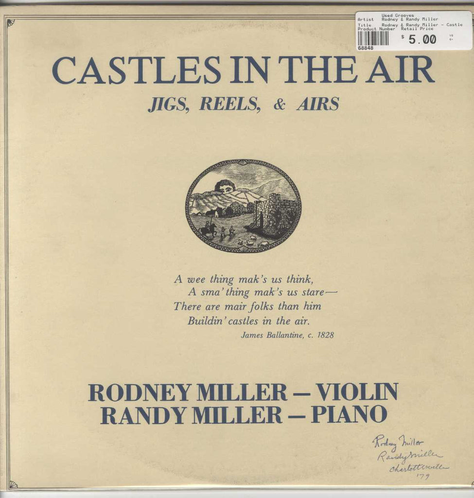 Rodney & Randy Miller - Castles in the Air