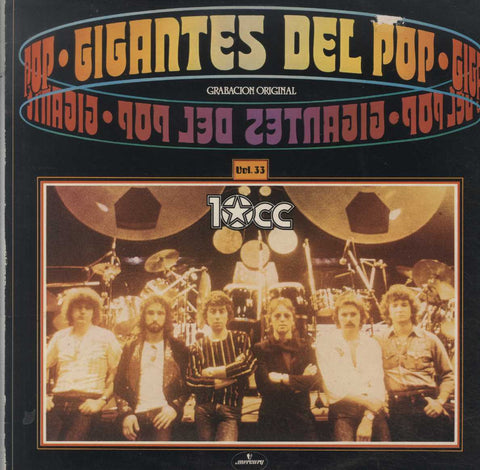 10cc - Gigantes Del Pop Vol. 33