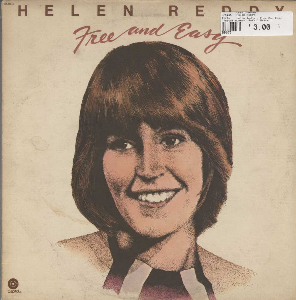 Helen Reddy - Free And Easy