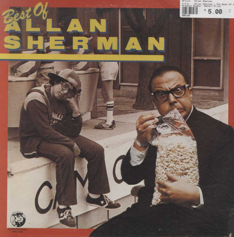Allan Sherman - The Best Of Allan Sherman