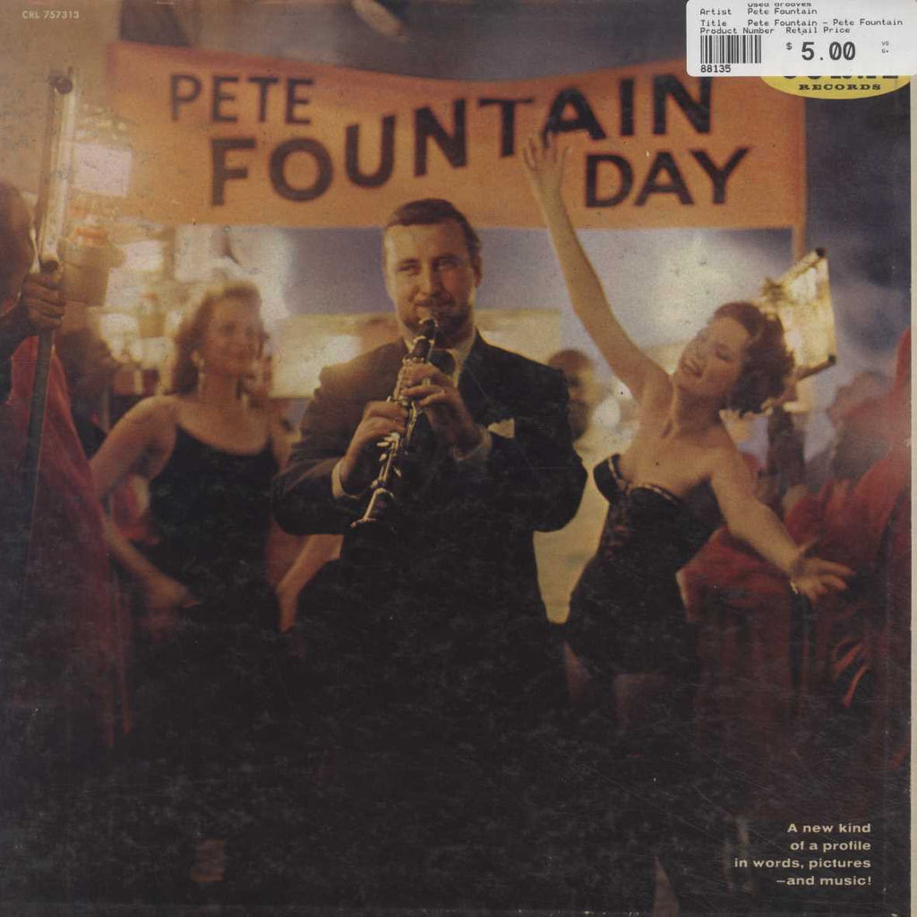 Pete Fountain - Pete Fountain Day