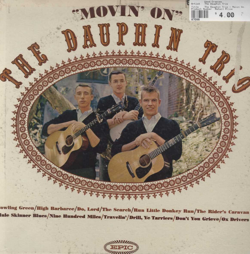 The Dauphin Trio - Movin On
