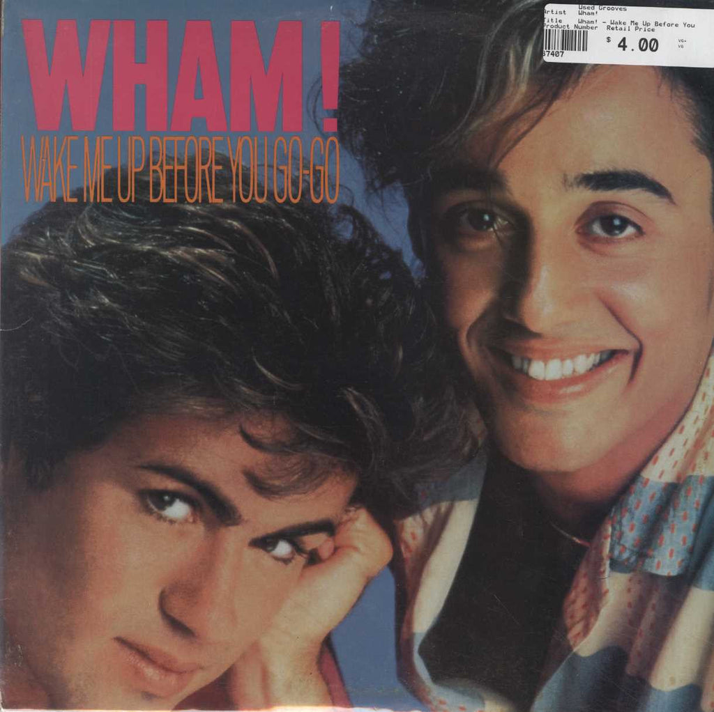 Wham! - Wake Me Up Before You Go-Go