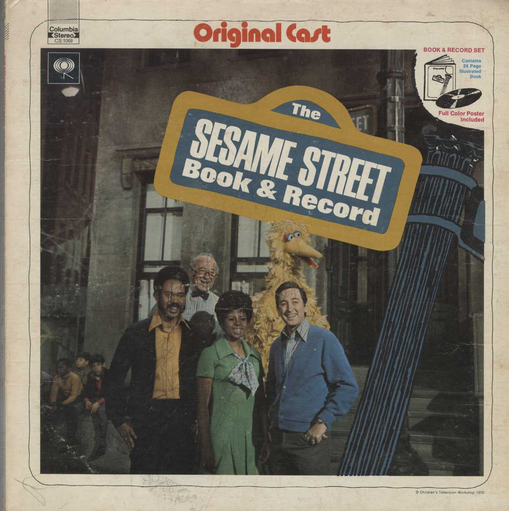 Sesame Street - The Sesame Street Book & Record