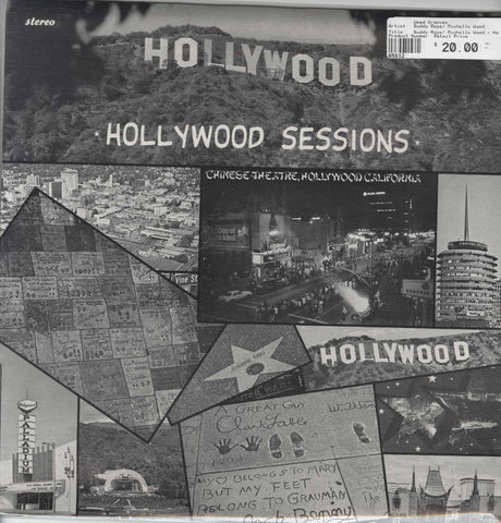 Buddy Raye/ Michelle Wood - Hollywood Sessions