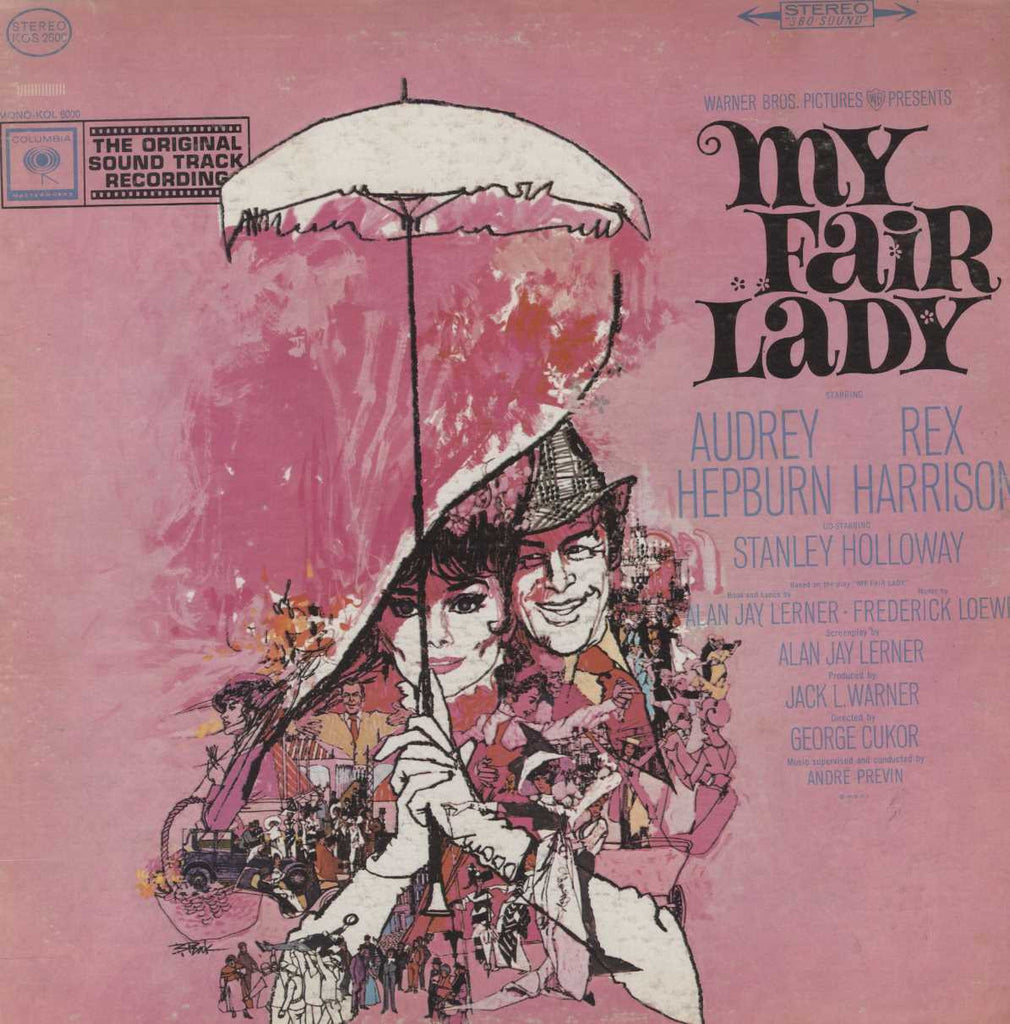 Audrey Hepburn - My Fair Lady - Soundtrack