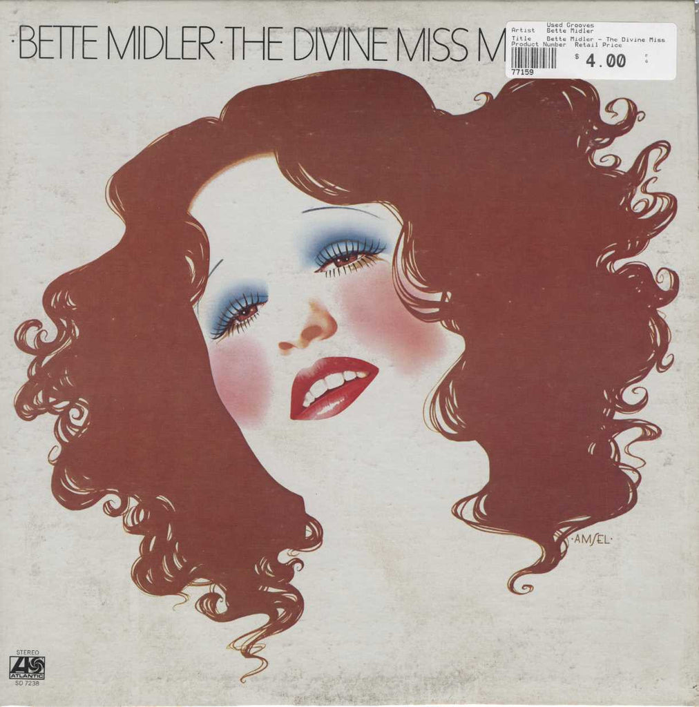 Bette Midler - The Divine Miss M