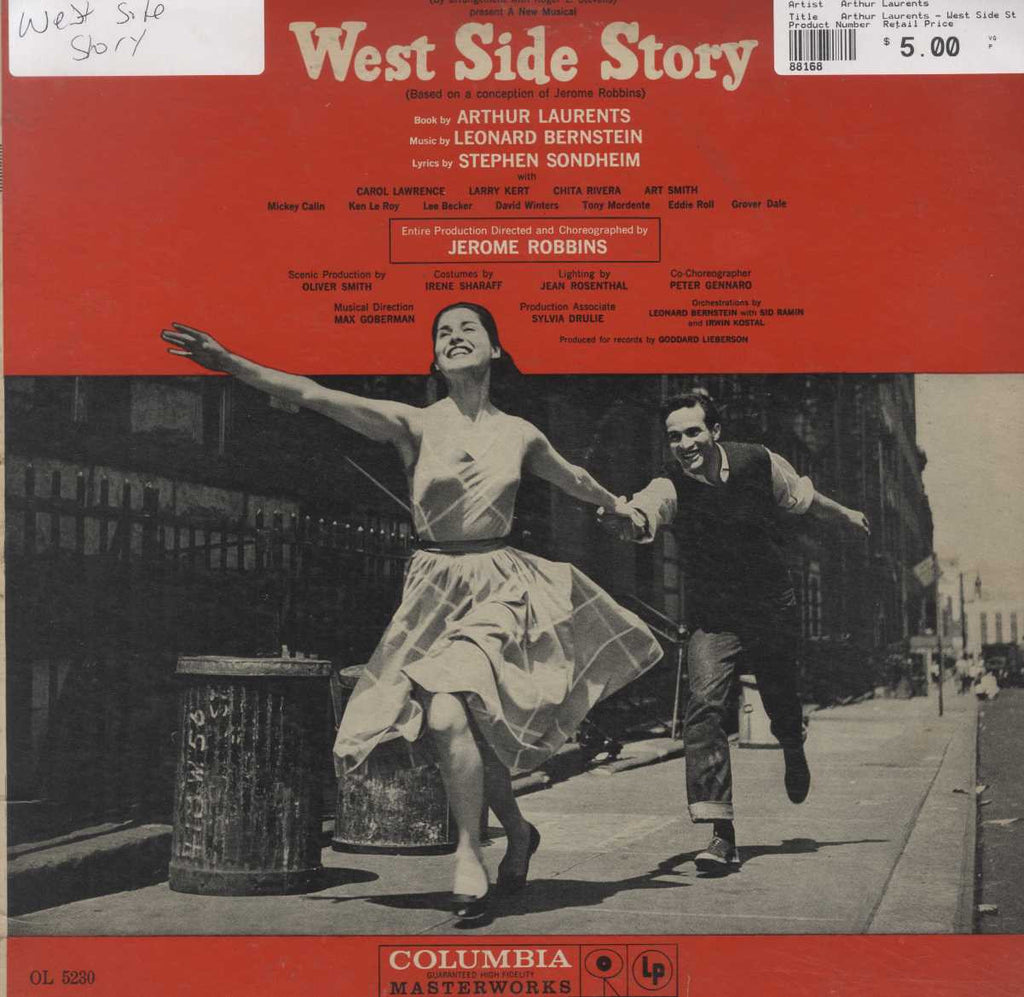 Arthur Laurents - West Side Story