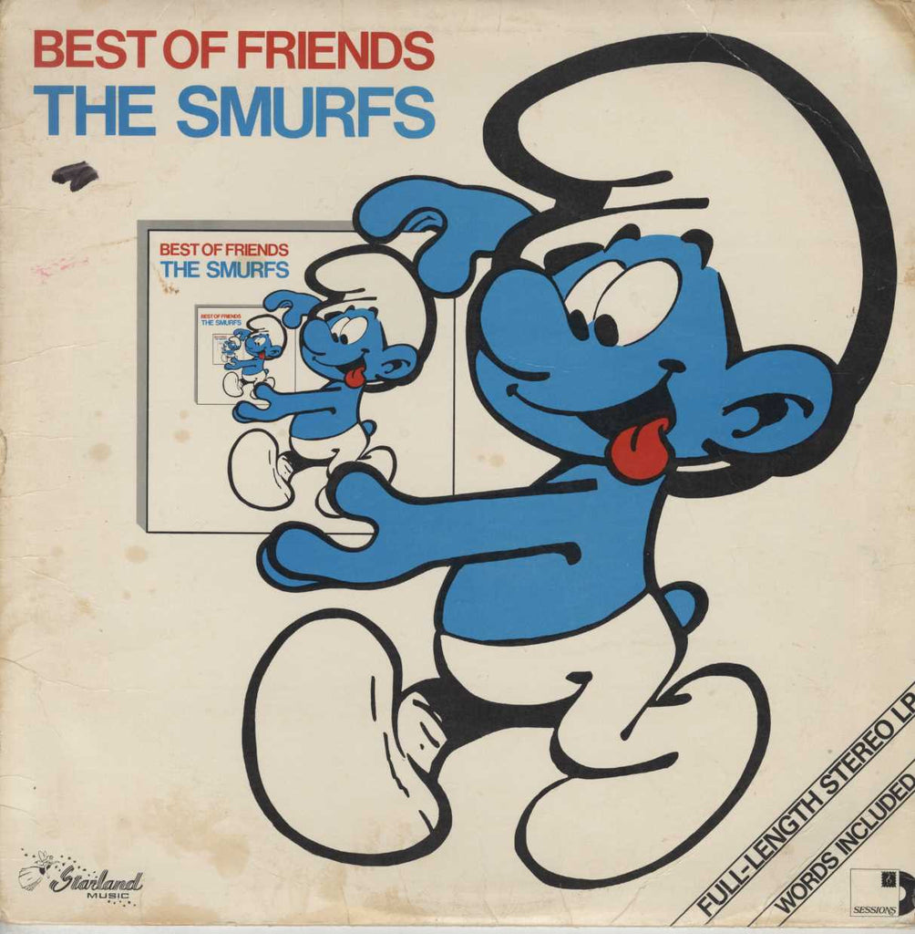 The Smurfs  - Best Of Friends