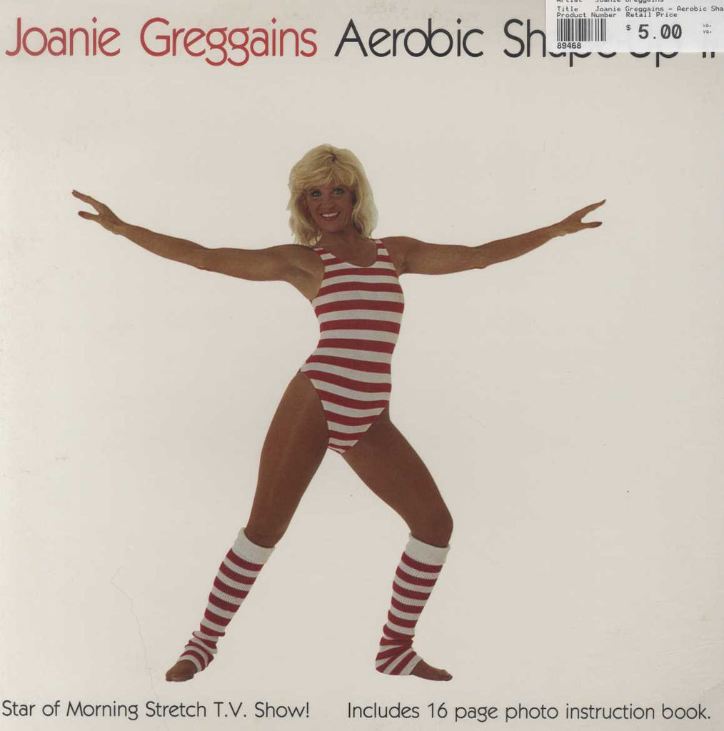 Joanie Greggains - Aerobic Shape Up II