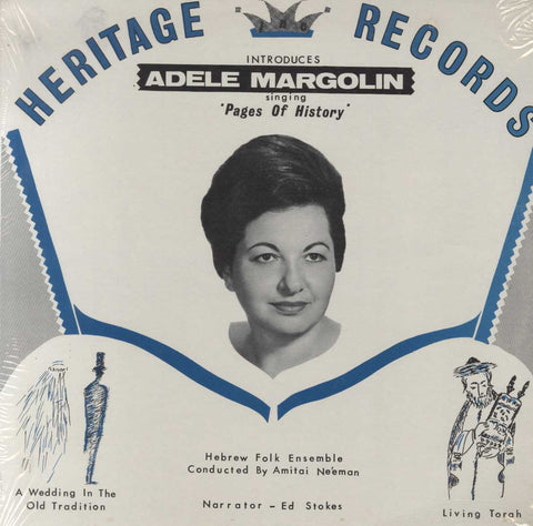 Adele Margolin - Pages of History