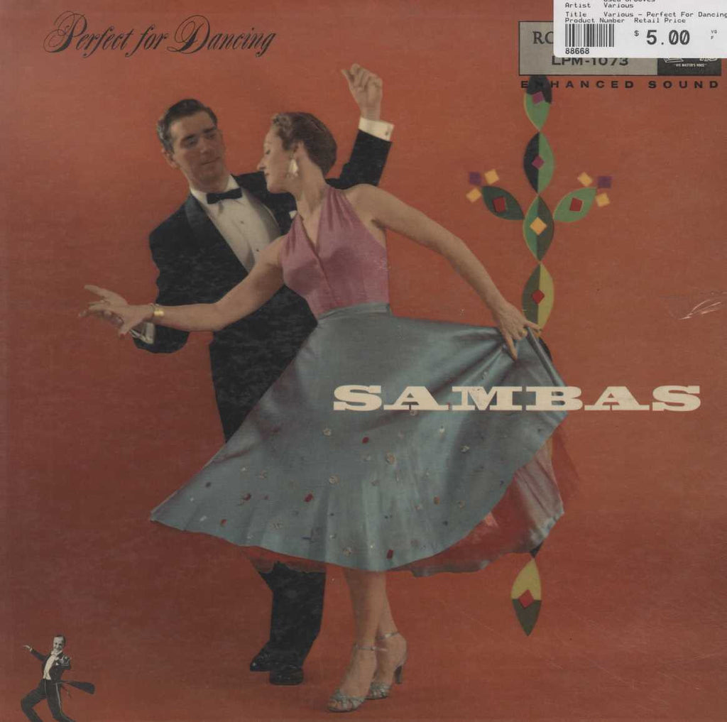 Various - Perfect For Dancing. Sambas