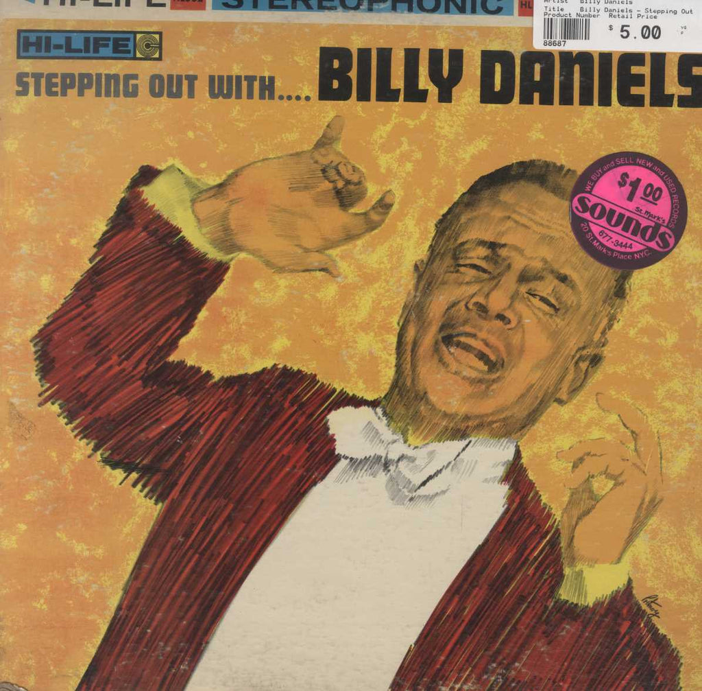 Billy Daniels - Stepping Out