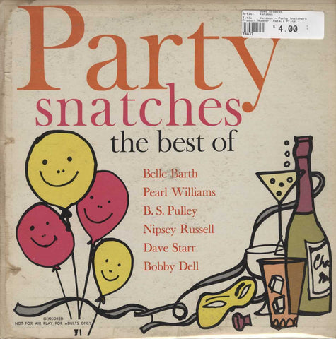 Various - Party Snatchers