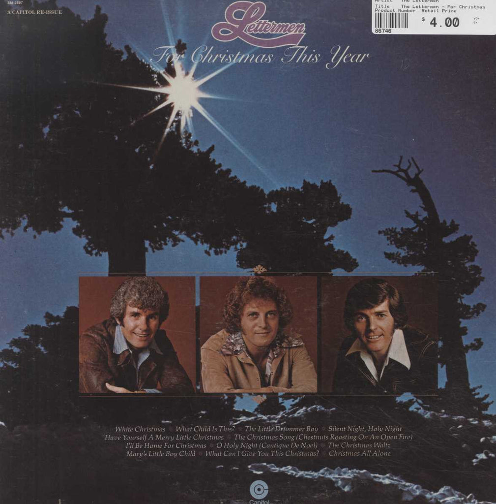 The Lettermen - For Christmas This Year