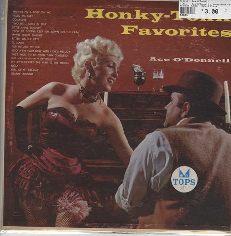 Ace O'Donnell - Honky-Tonk Favorites