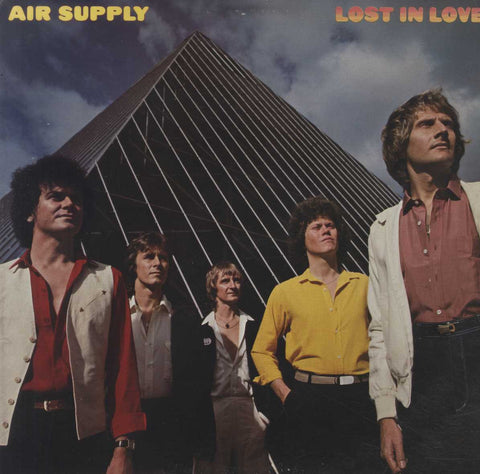 Air Supply - Lost In Love