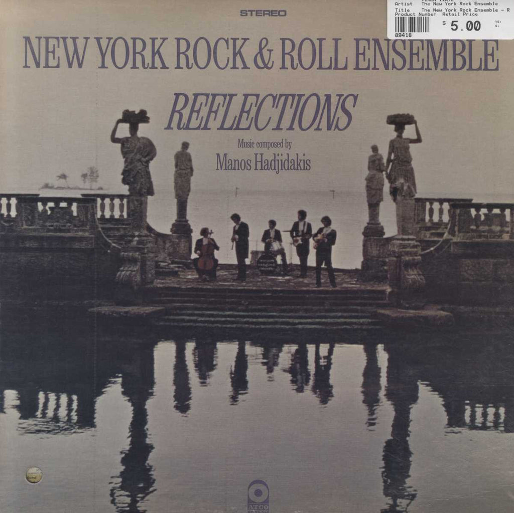 The New York Rock Ensemble - Reflections