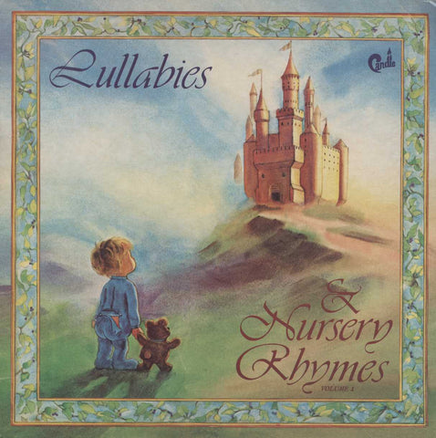 Candle  - Lullabies & Nursery Rhymes Volume 1