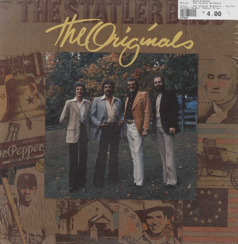 The Statler Brothers - The Originals